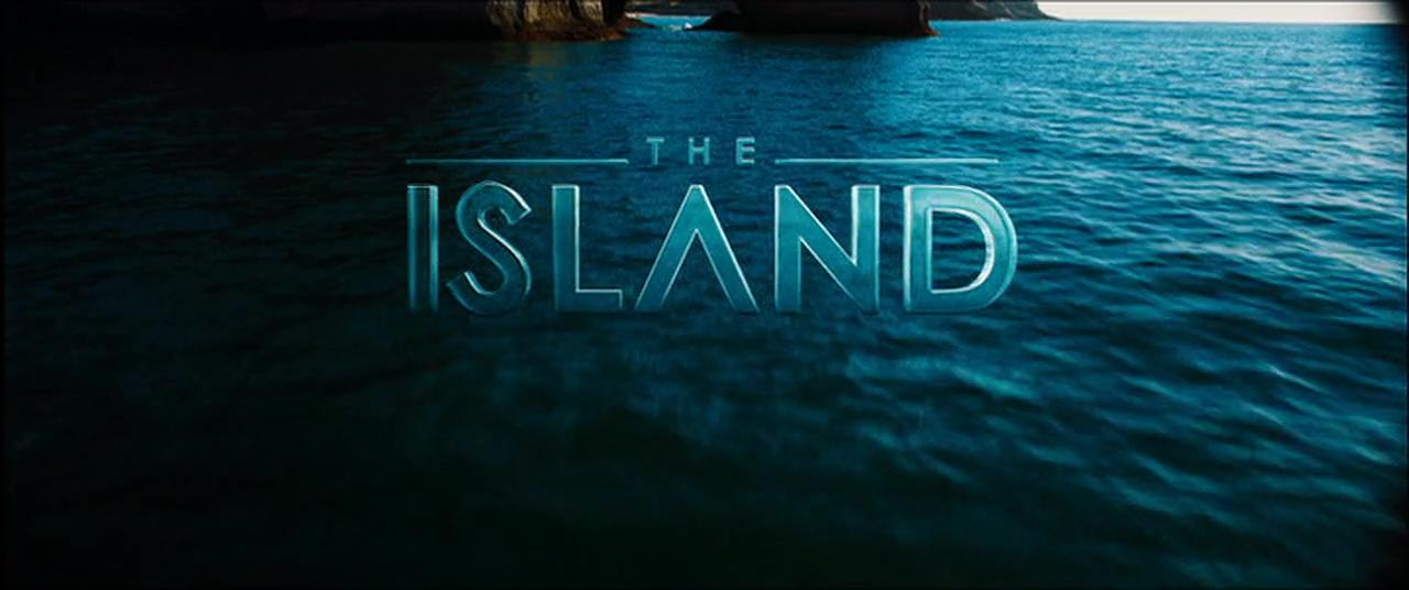 THE ISLAND de Michael Bay (2005)