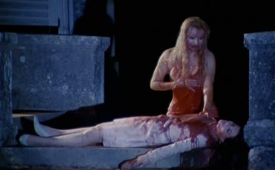 LA MORTE VIVANTE de Jean Rollin (1982)