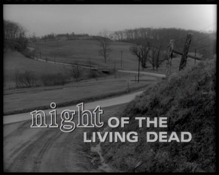 LA NUIT DES MORTS-VIVANTS (Night of the Living Dead) de George A. Romero (1968)