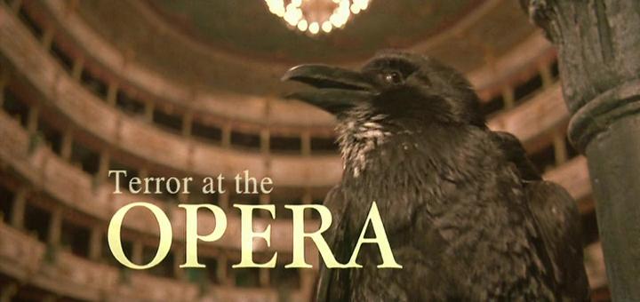 TERREUR À L'OPÉRA (Opera) de Dario Argento (1987)