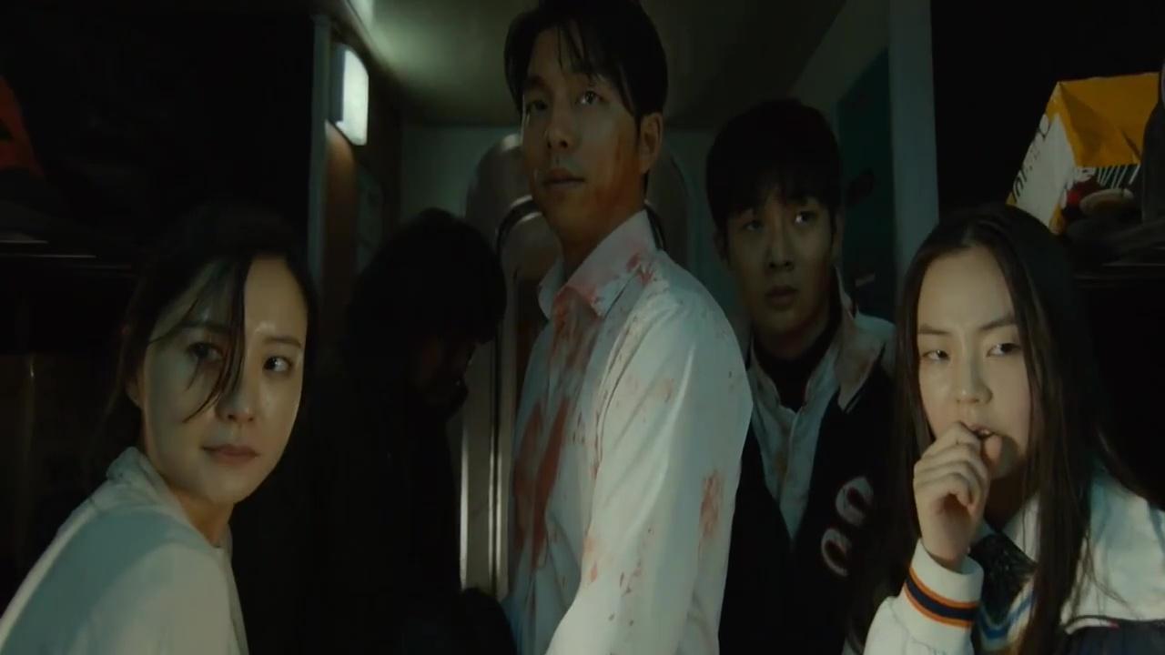 DERNIER TRAIN POUR BUSAN (부산행) de Yeon Sang-Ho (2016)