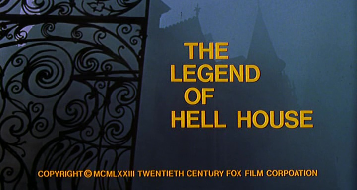LA MAISON DES DAMNÉS (The Legend of Hell House) de John Hough (1973)