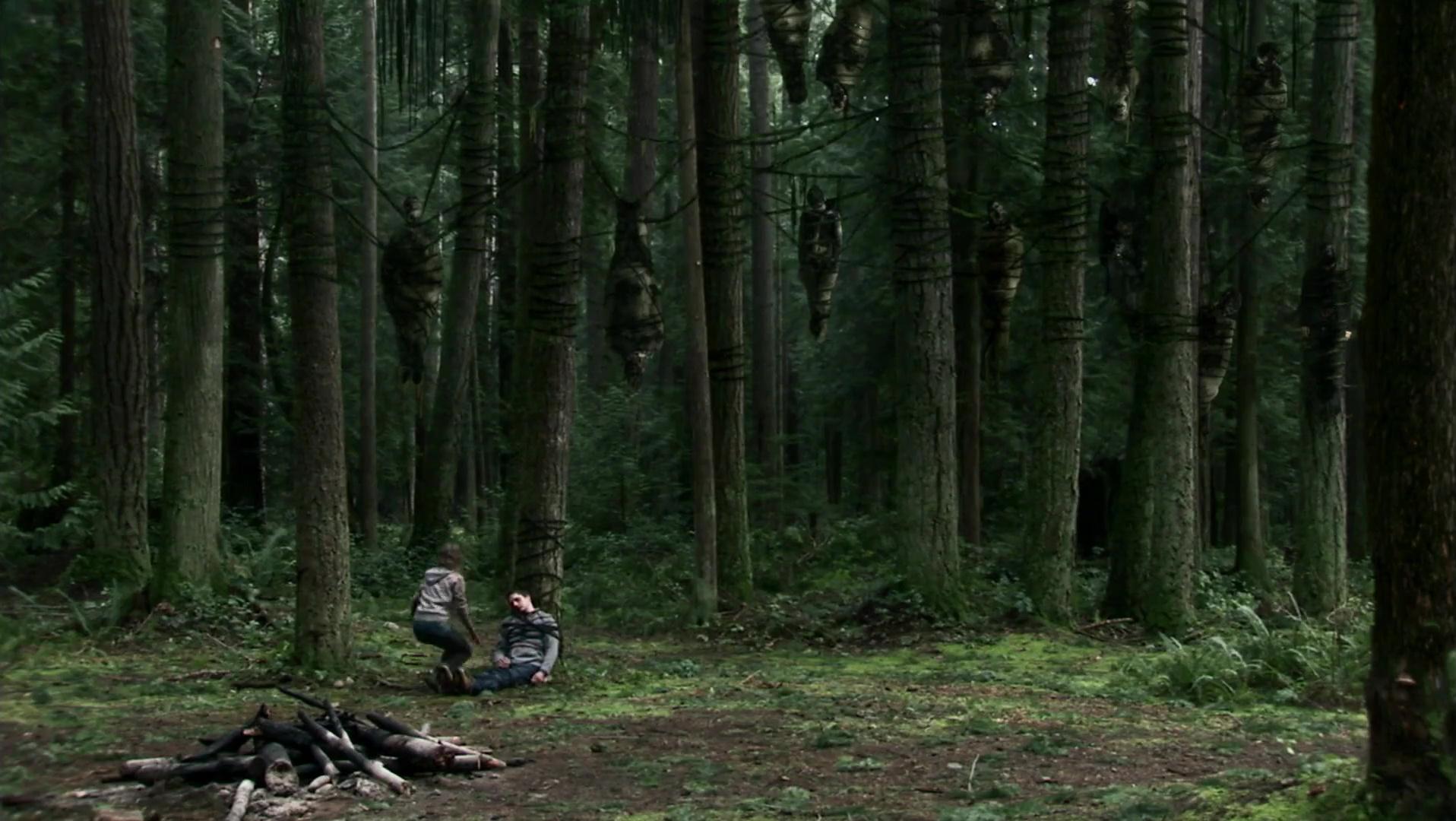 BLOOD FOREST (The Seamstress) de Jesse James Miller (2009)