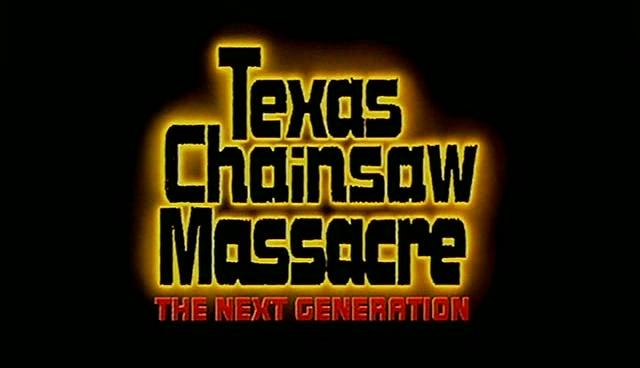 MASSACRE À LA TRONÇONNEUSE 4 : LA NOUVELLE GÉNÉRATION (Texas Chainsaw Massacre: The Next Generation) de Kim Henkel (1994)