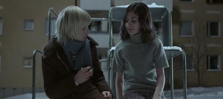 MORSE (Låt Den Rätte Komma In) de Tomas Alfredson (2008)
