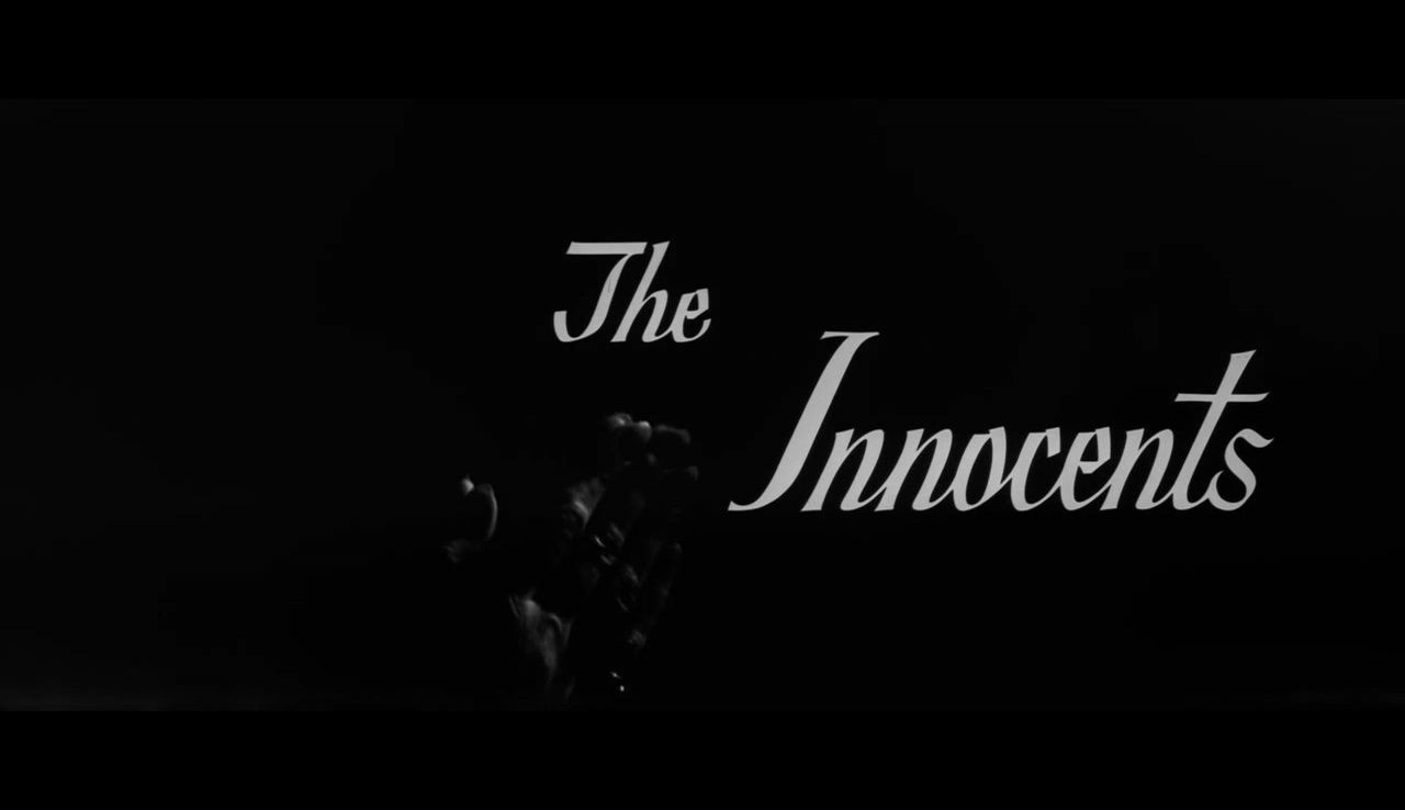 LES INNOCENTS (The Innocents) de Jack Clayton (1961)