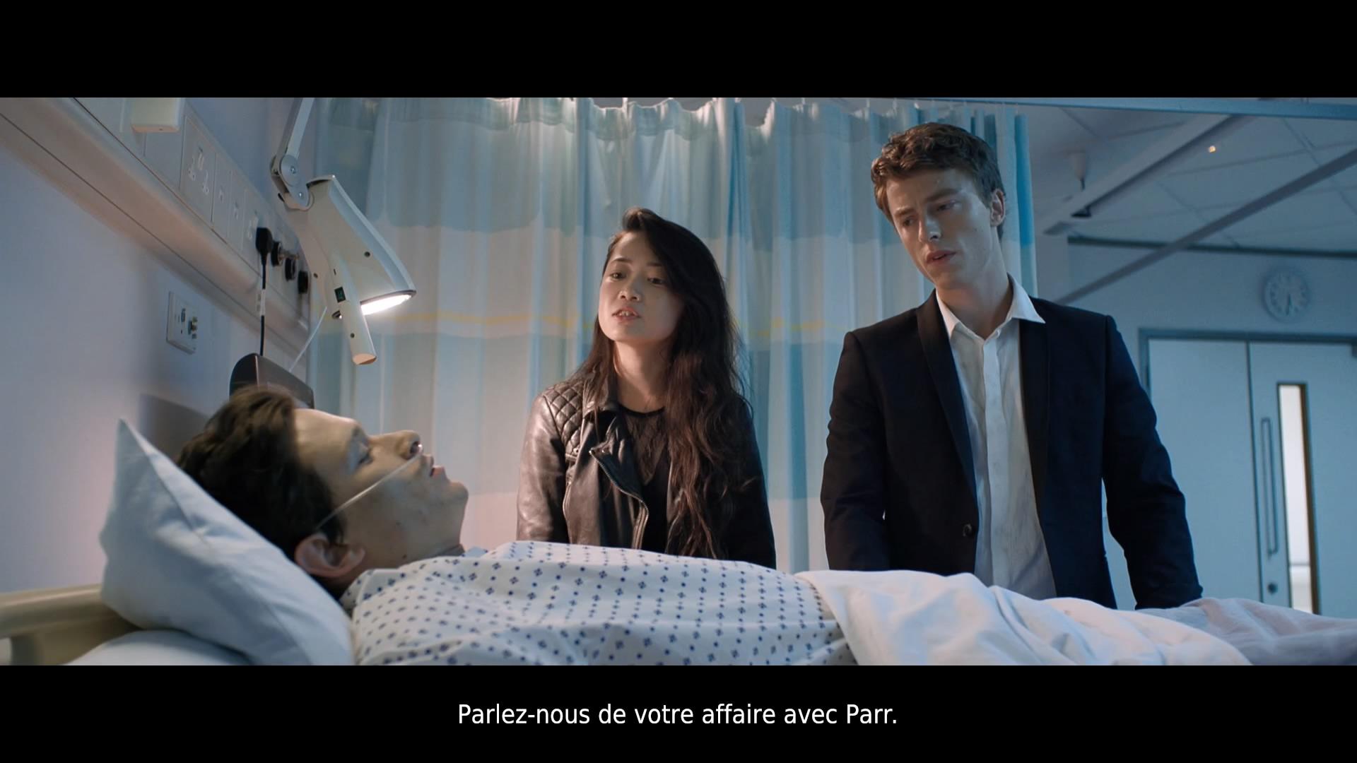 Late Shift (2016 – Film Interactif – Playstation 4)