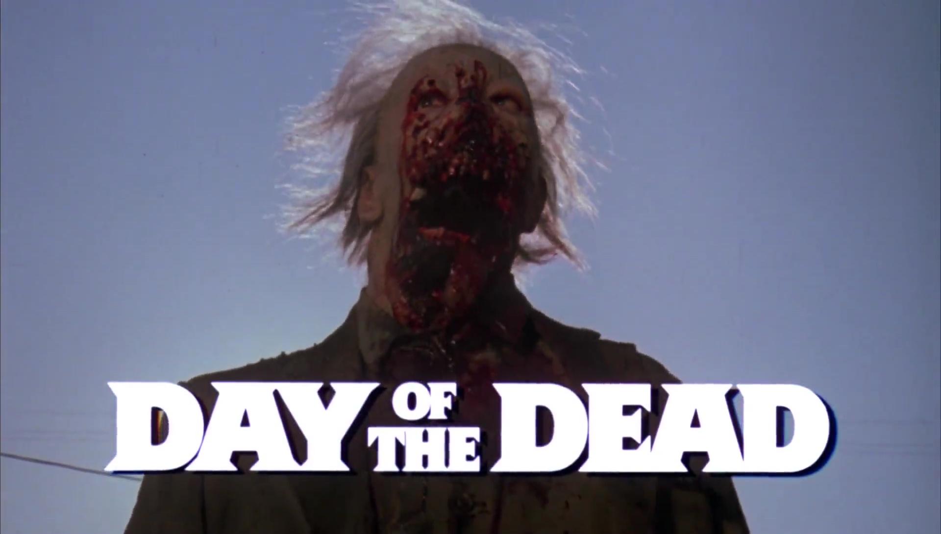 LE JOUR DES MORTS-VIVANTS (Day of the Dead) de George A. Romero (1985)
