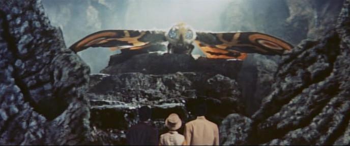 MOTHRA VS GODZILLA (モスラ対ゴジラ) de Honda Ishiro (1964)