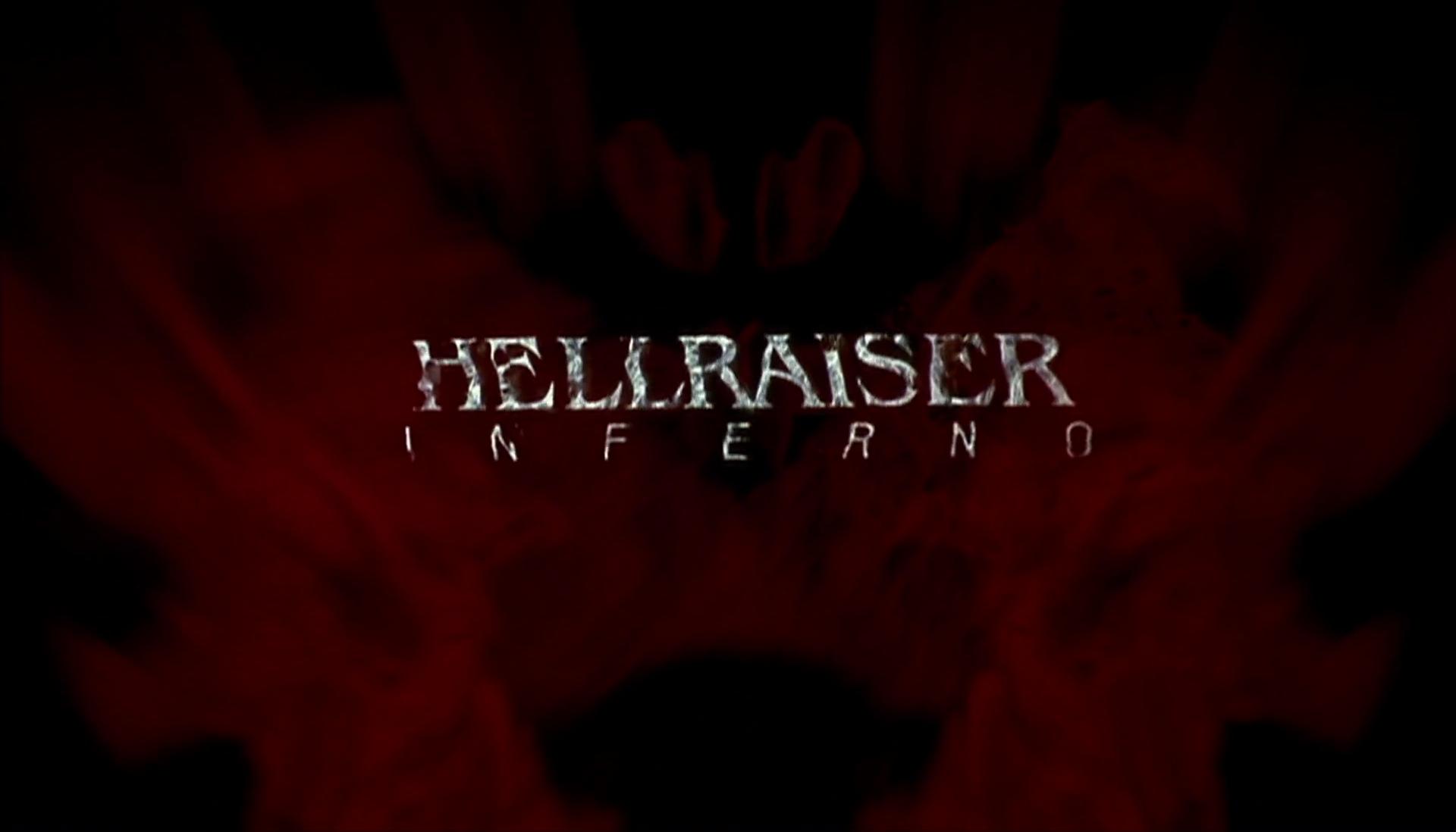 HELLRAISER: INFERNO de Scott Derrickson (2000)