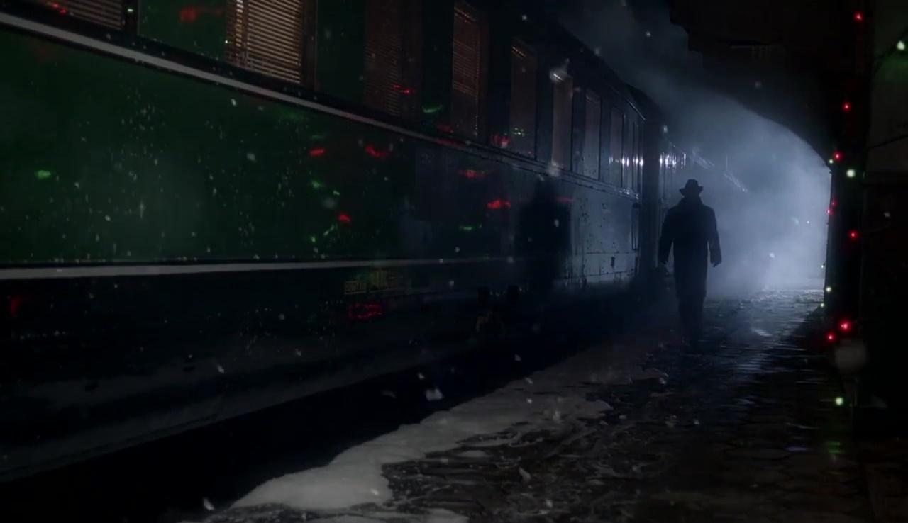 NIGHT TRAIN de Brian King (2009)