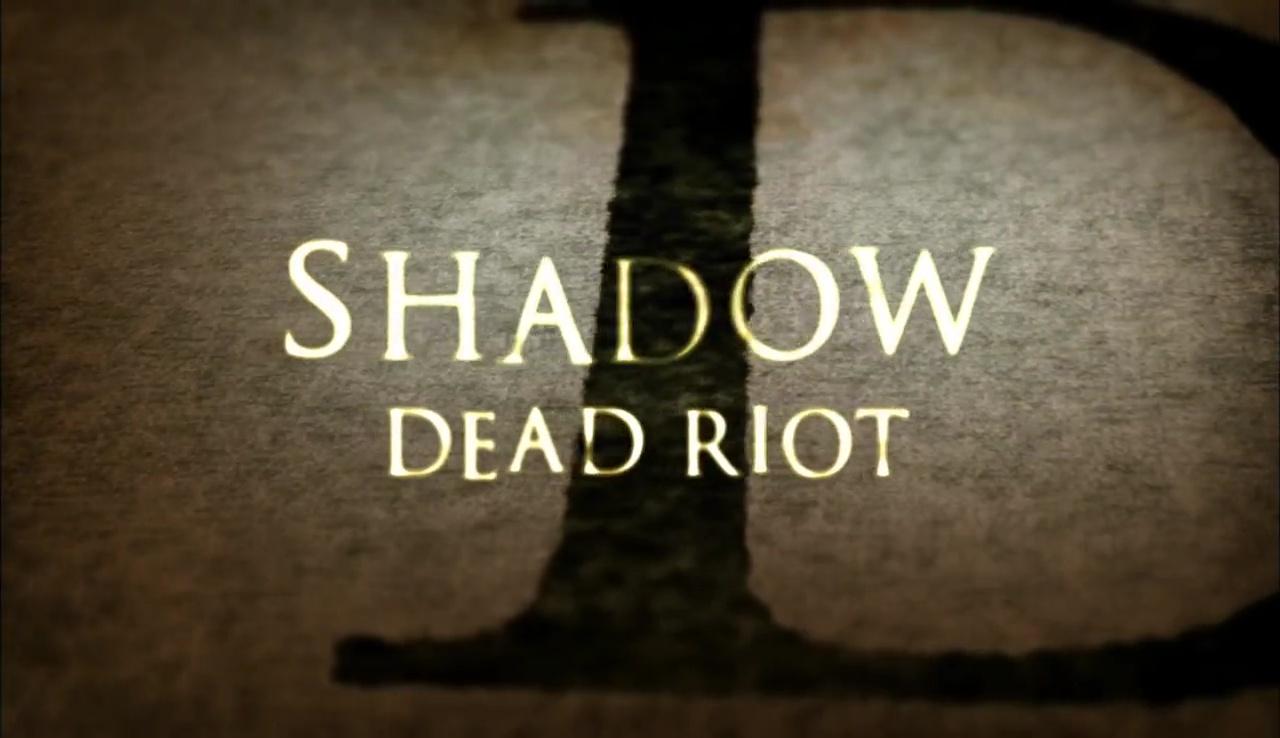 SHADOW DEAD RIOT de Derek Wan (2006)