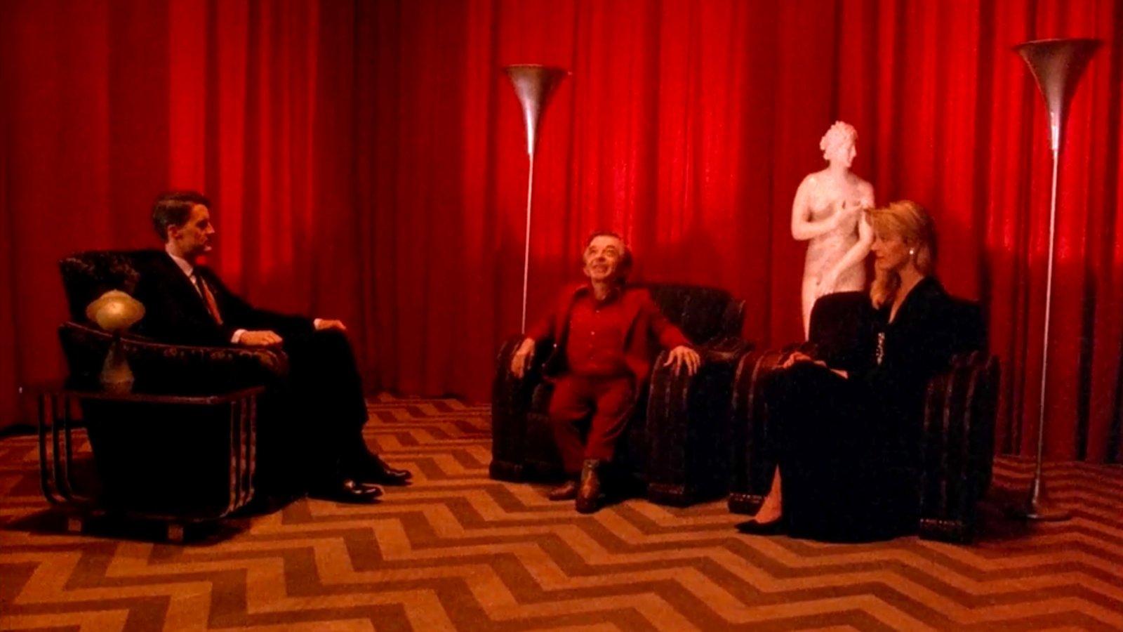TWIN PEAKS SAISON 1 de David Lynch et Mark Frost (1990)