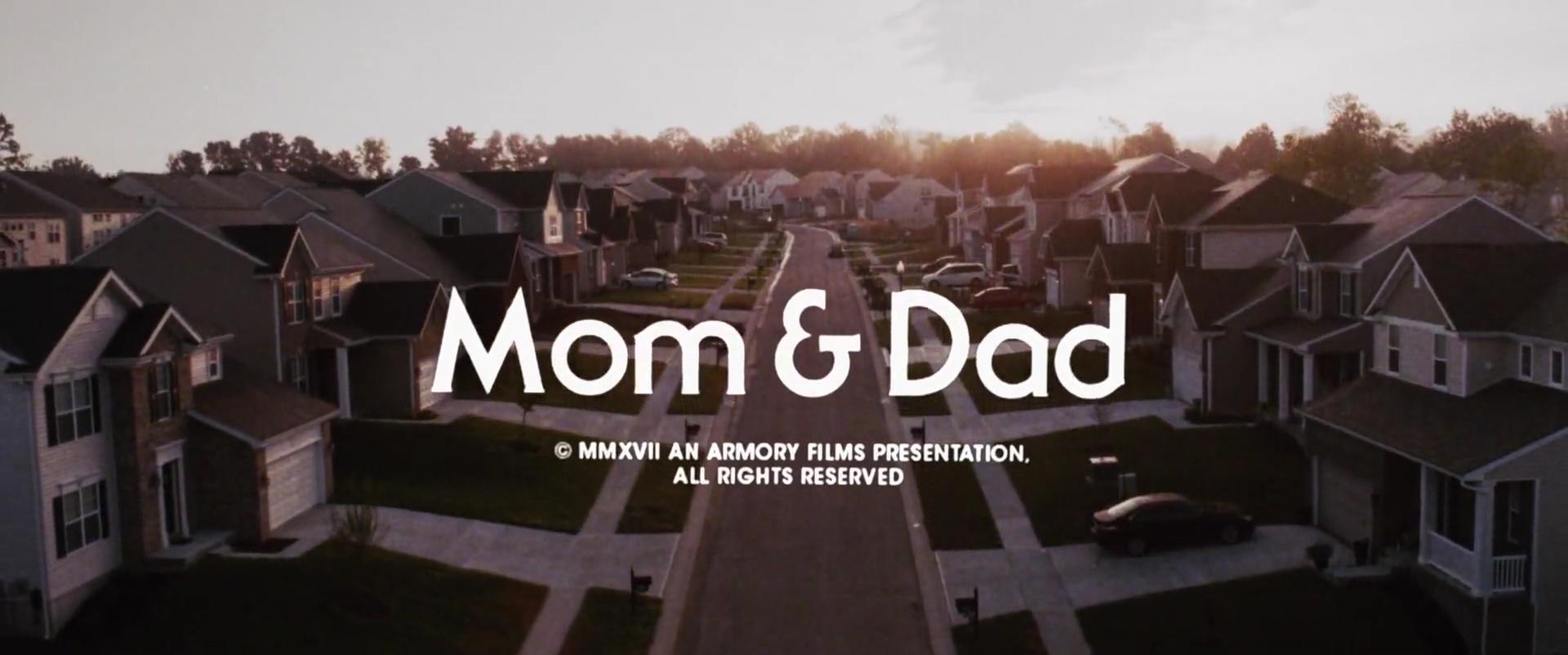 MOM AND DAD de Brian Taylor (2017)