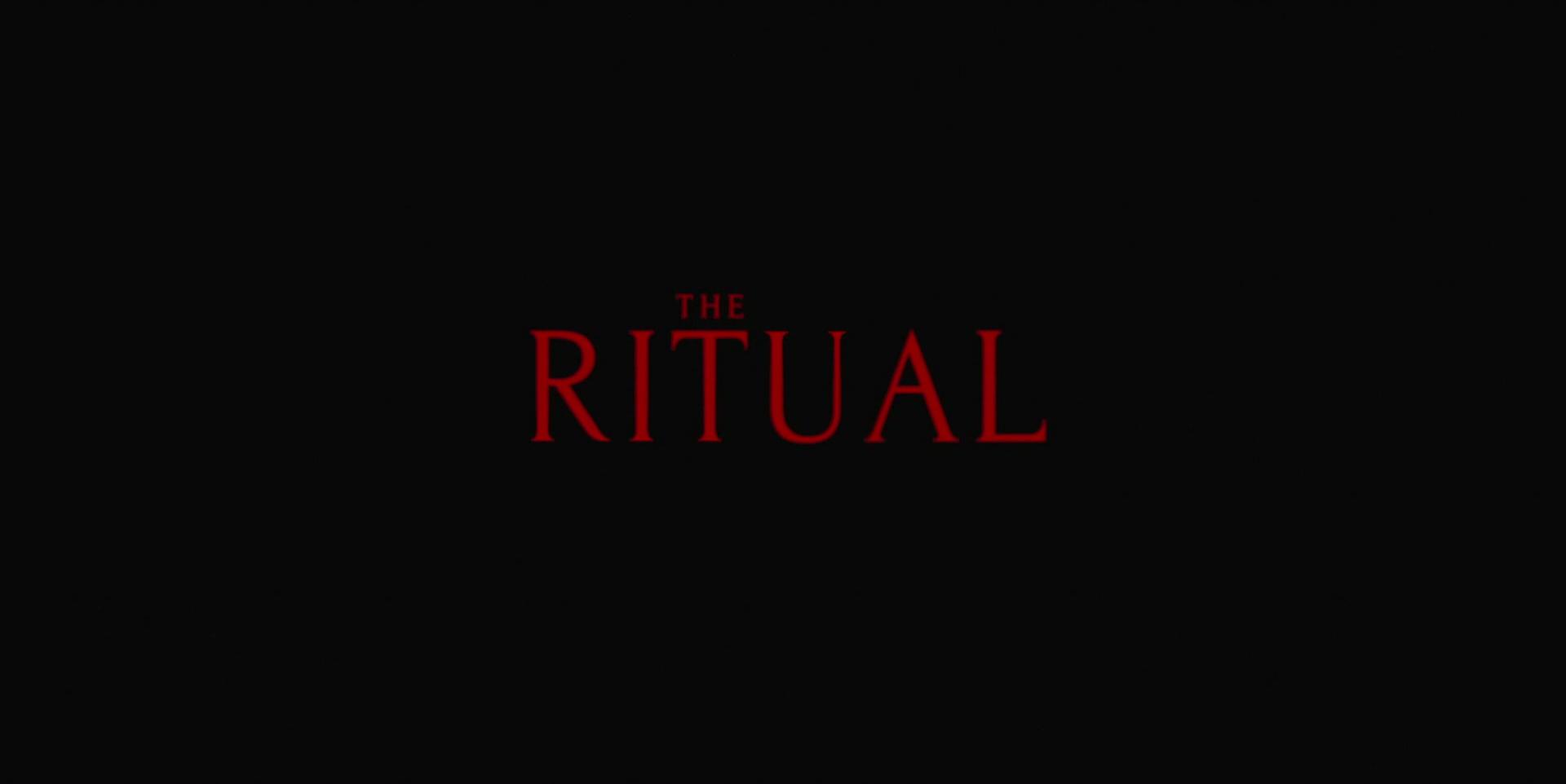 LE RITUEL (The Ritual) de David Bruckner (2017)