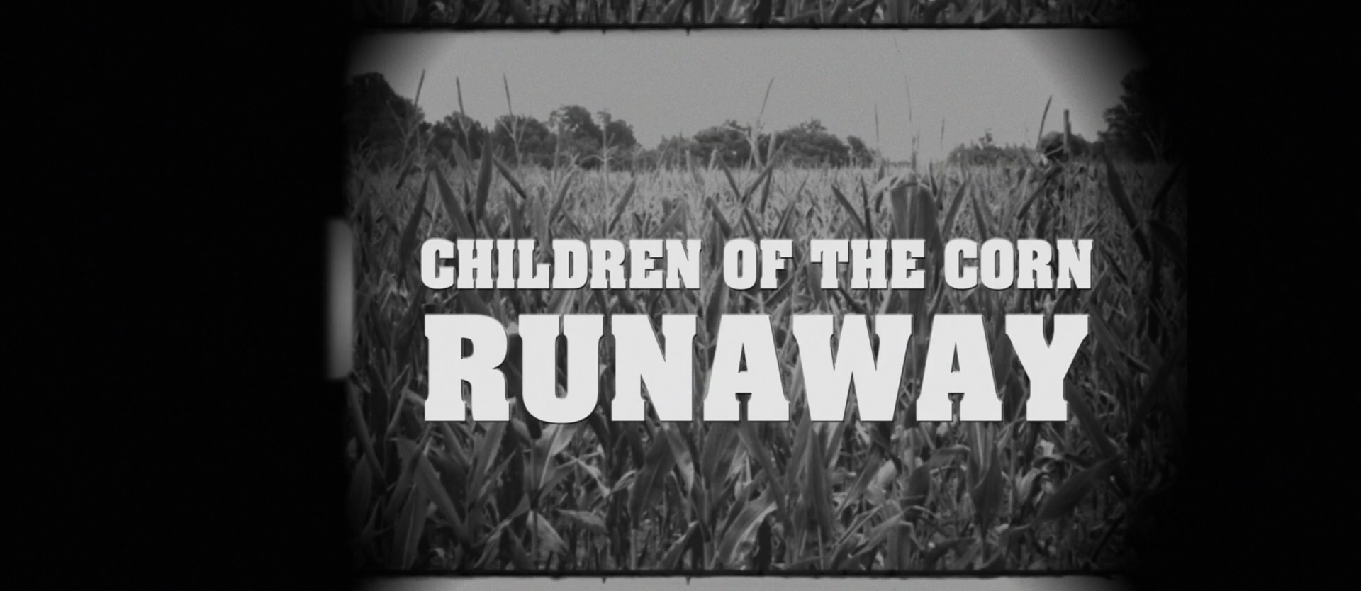 CHILDREN OF THE CORN RUNAWAY de John Gulager (2018)