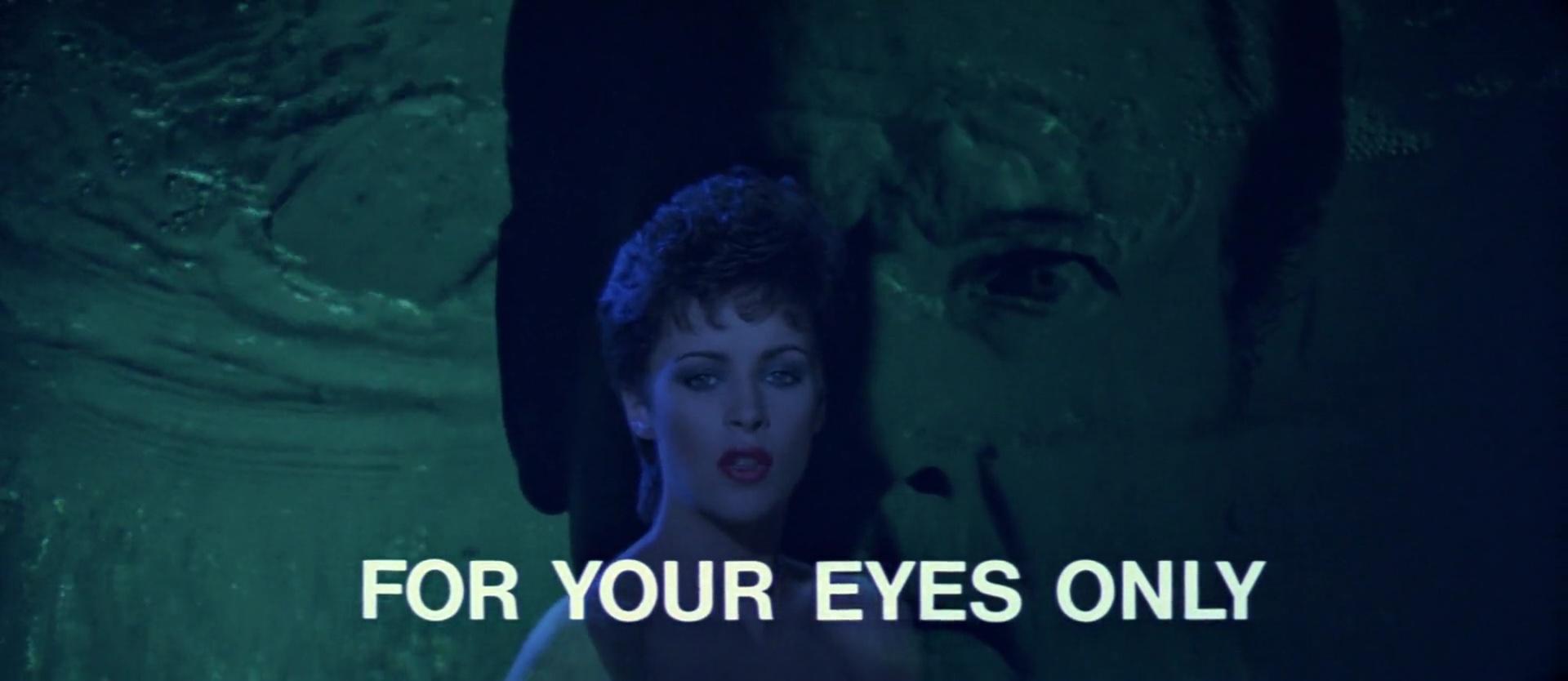 RIEN QUE POUR VOS YEUX (For Your Eyes Only) de John Glen (1981)