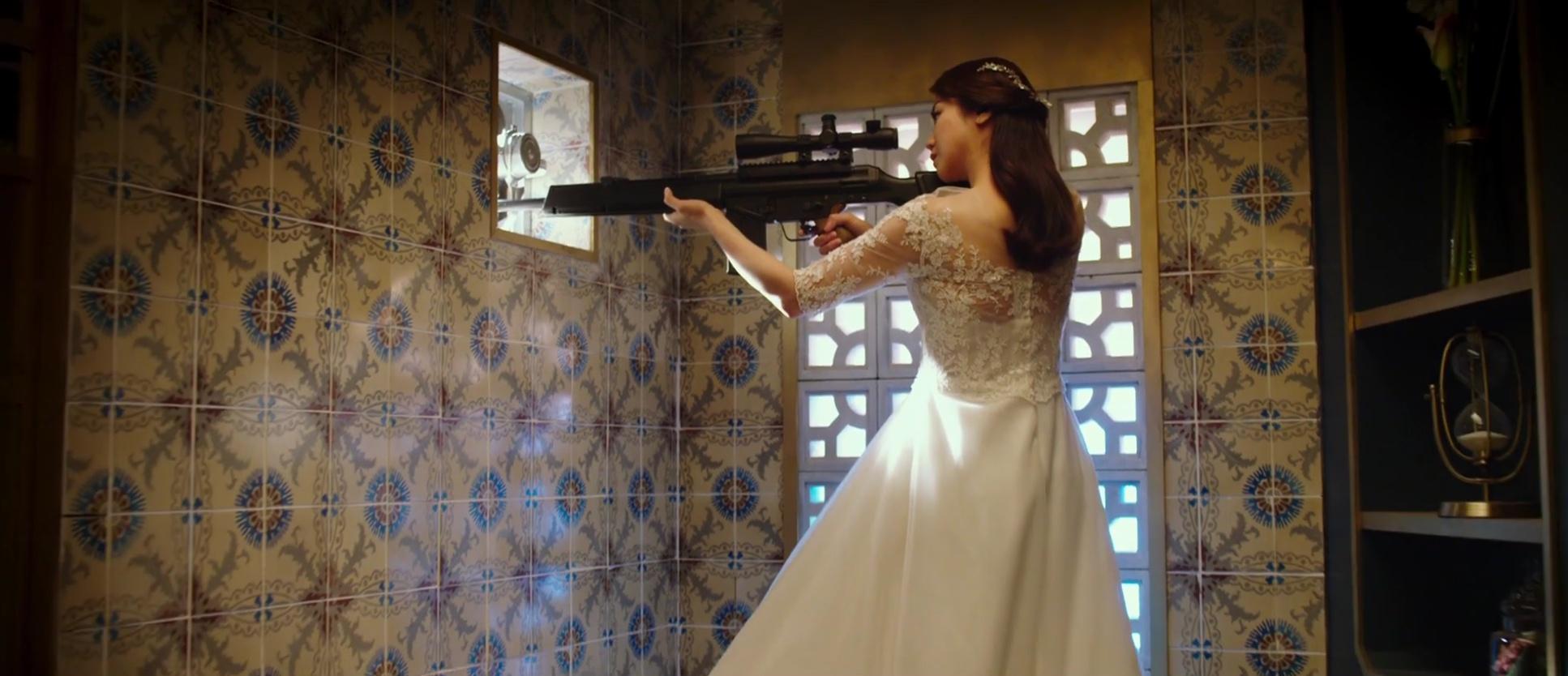 THE VILLAINESS (악녀) de Jung Byung-gil (2017)