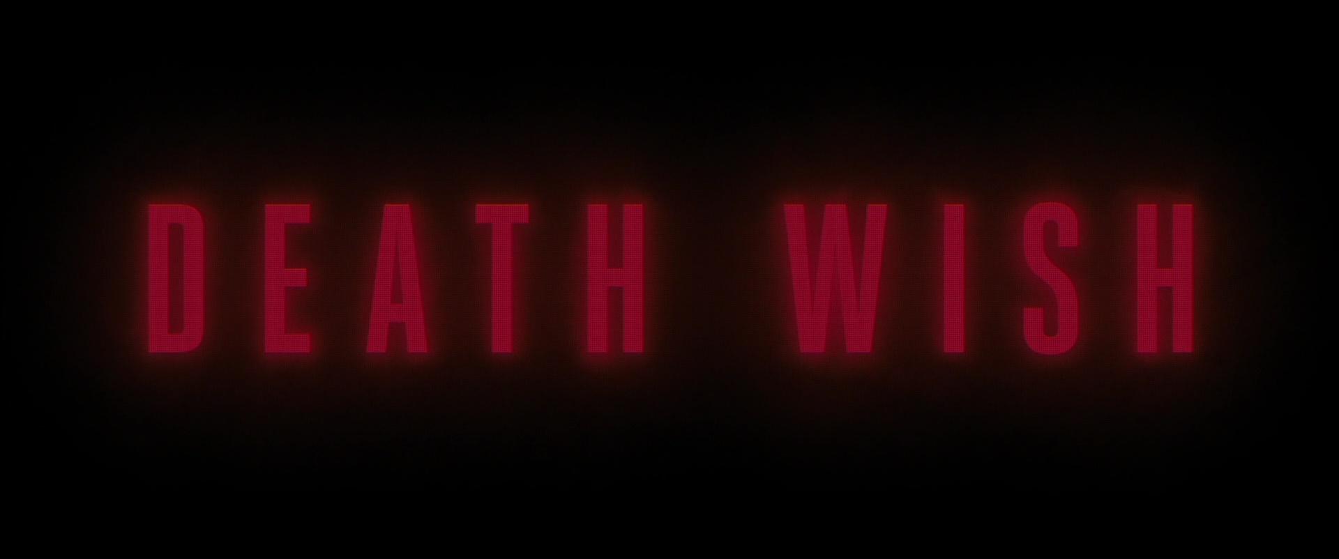 DEATH WISH de Eli Roth (2018)