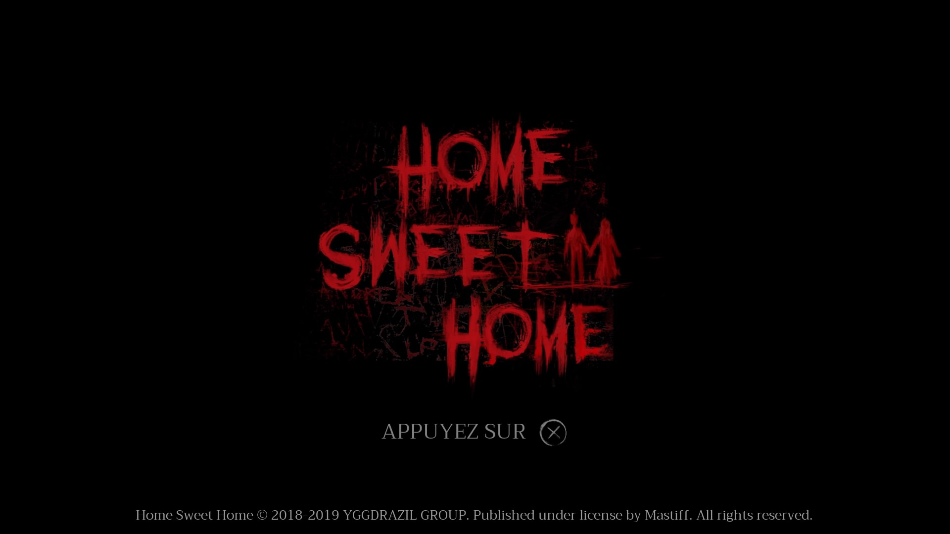 Home Sweet Home (2017 – Survival Horror – Playstation 4)