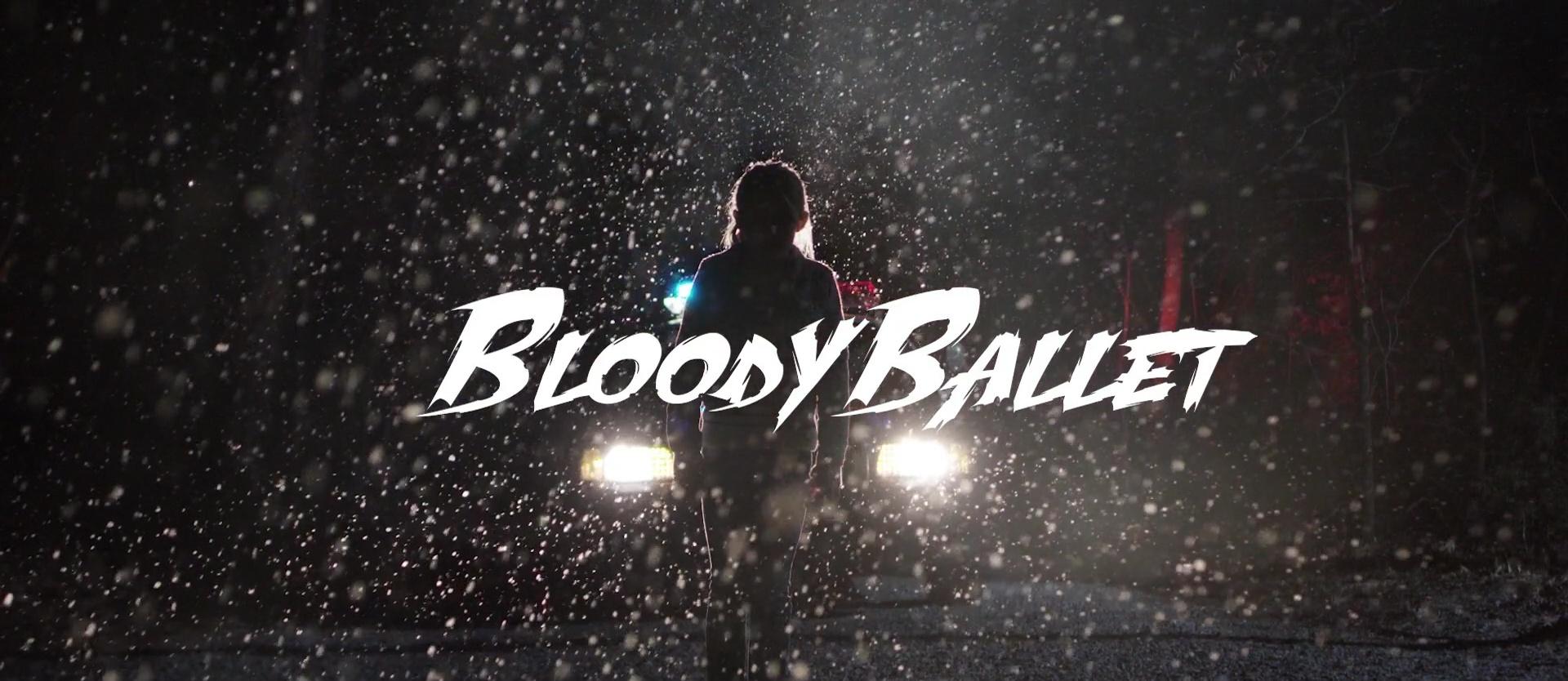 BLOODY BALLET de Brett Mullen (2018)