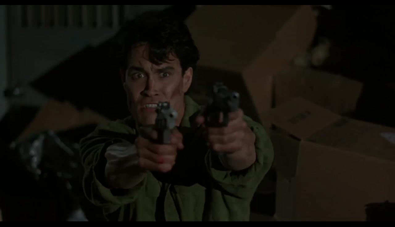 RAPID FIRE de Dwight H. Little (1992)