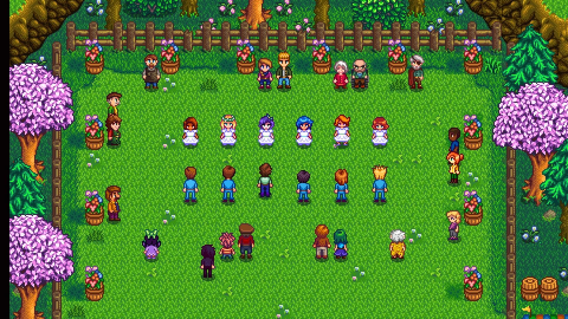 Stardew Valley (2016 – Simulation zen – Playstation 4)
