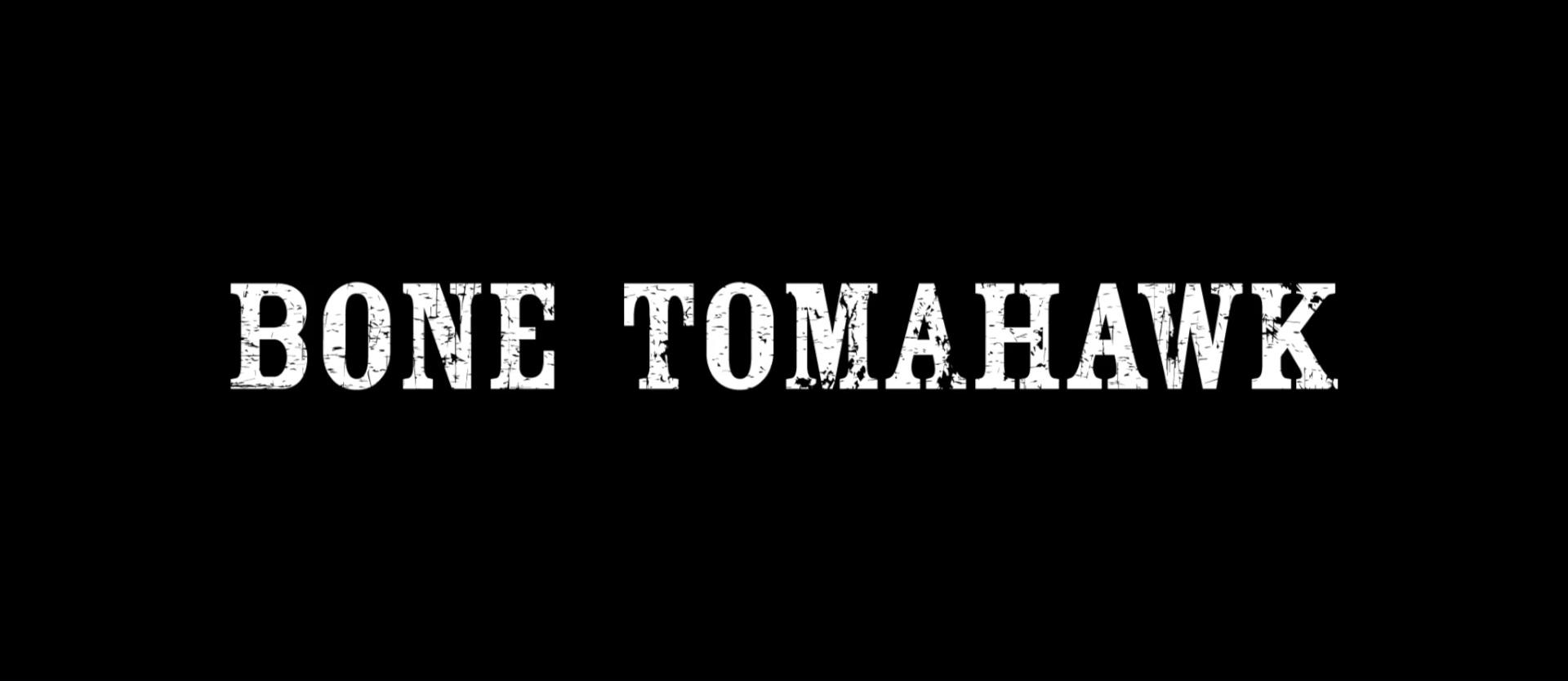 BONE TOMAHAWK de S. Craig Zahler (2015)