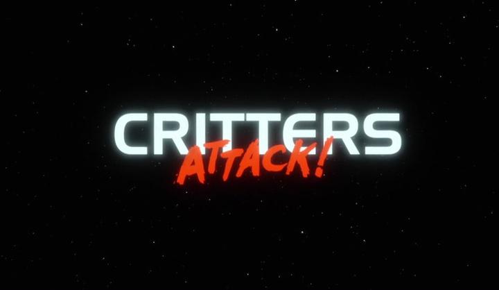 CRITTERS ATTACK de Bobby Miller (2019)