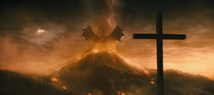 GODZILLA II : ROI DES MONSTRES (Godzilla: King of the Monsters) de Michael Dougherty (2019)