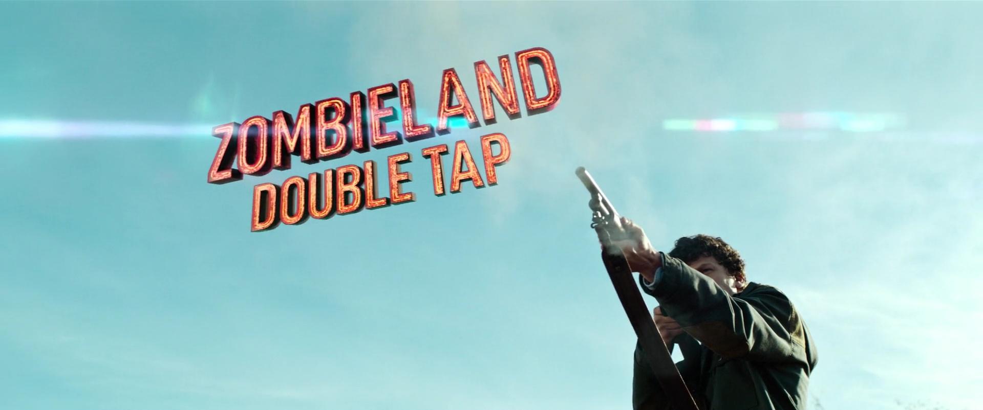 RETOUR À ZOMBIELAND (Zombieland Double Tap) de Ruben Fleischer (2019)