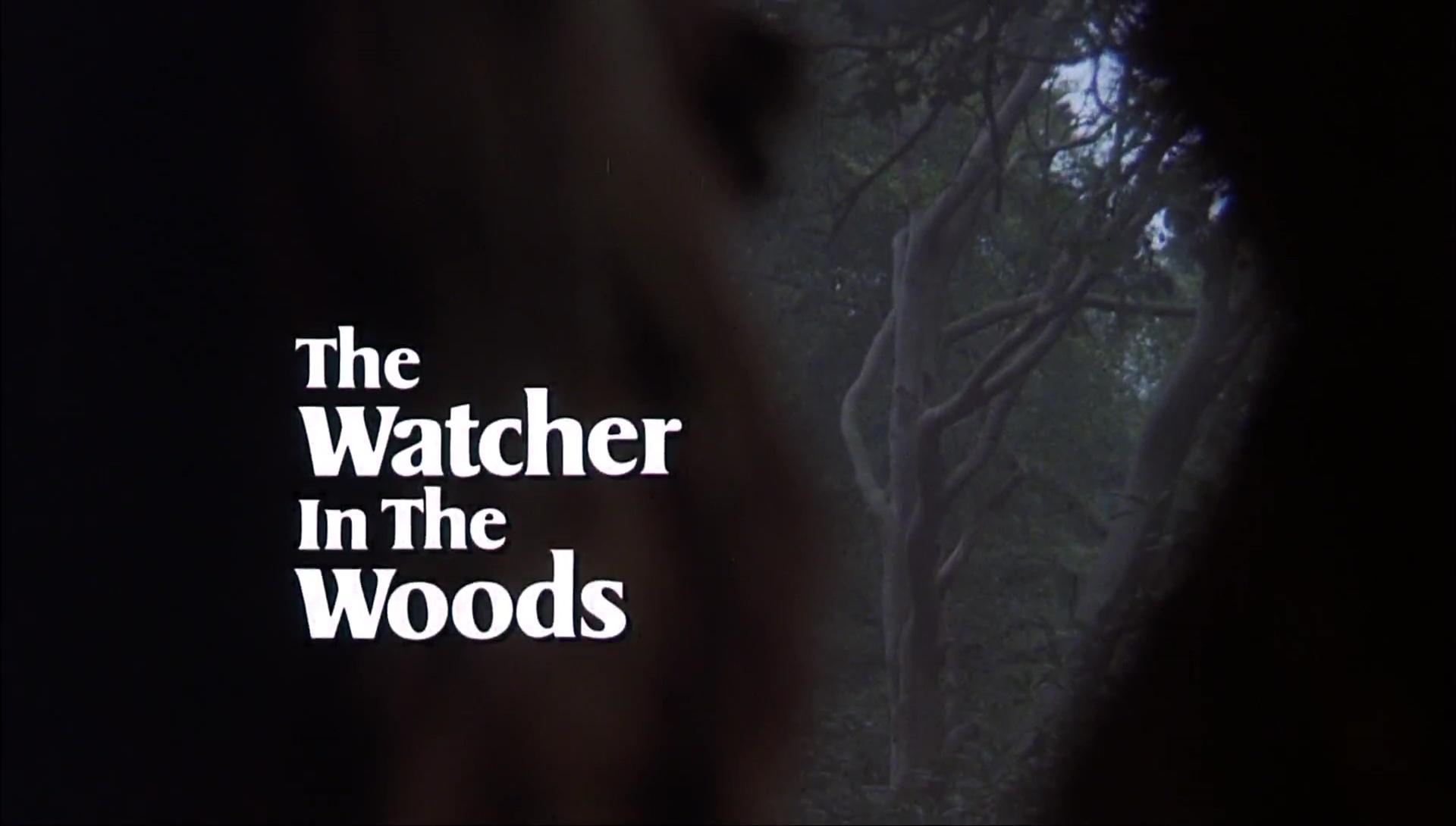 LES YEUX DE LA FORÊT (The Watcher in the Woods) de John Hough (1980)