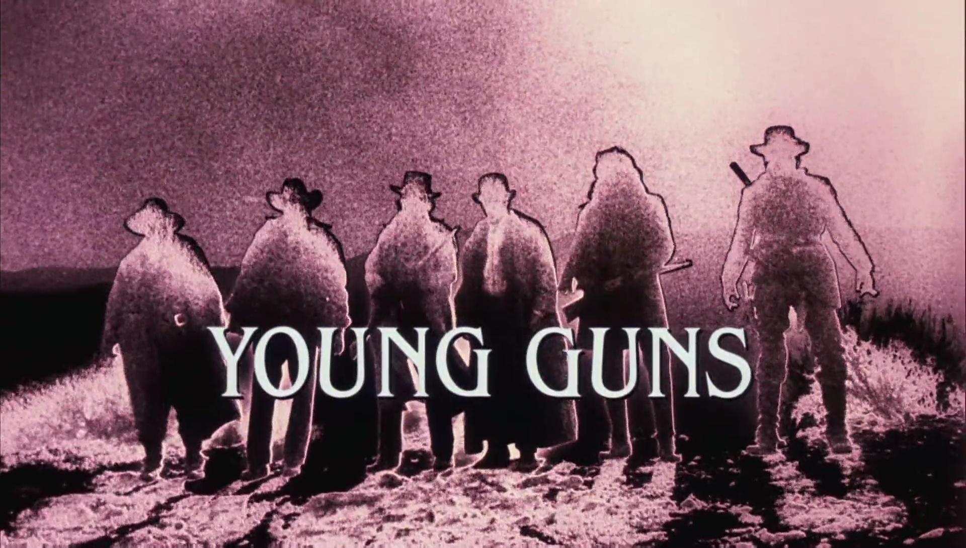 YOUNG GUNS de Christopher Cain (1988)