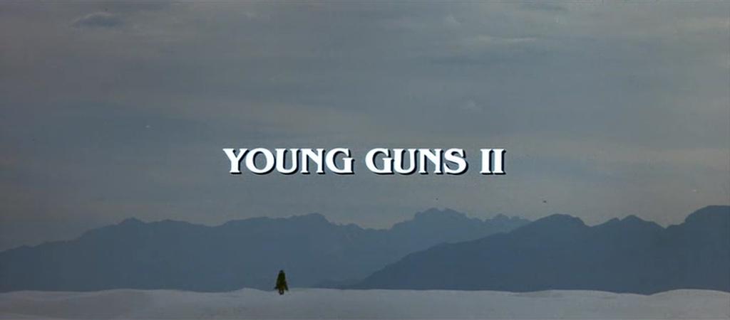 English Review: Young Guns 2 (Geoff Murphy, 1990)