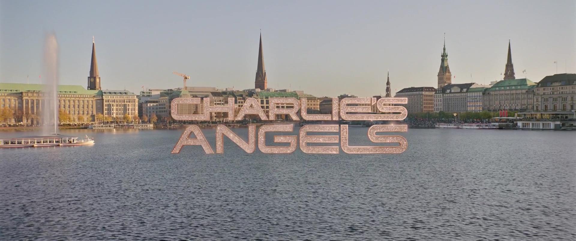CHARLIE'S ANGELS de Elizabeth Banks (2019)