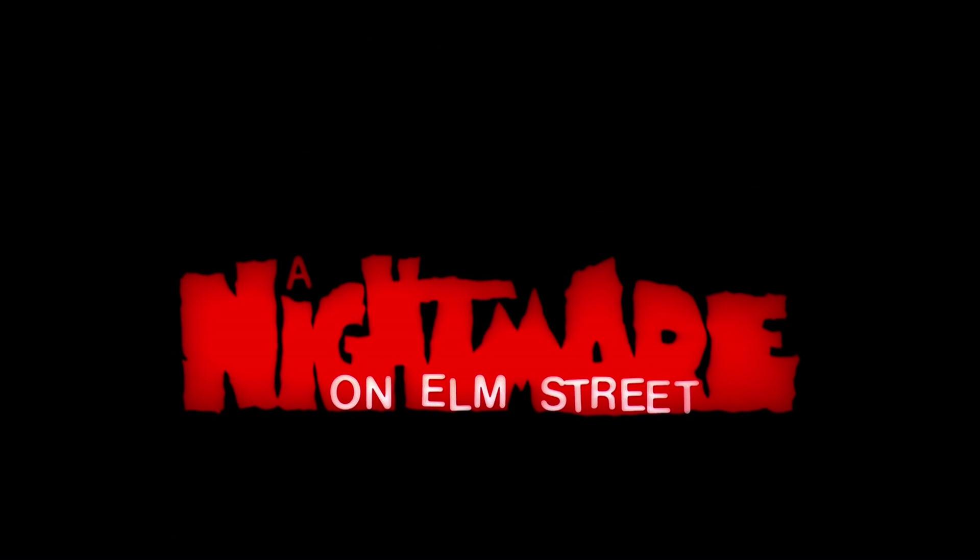 LES GRIFFES DE LA NUIT (A Nightmare on Elm Street) de Wes Craven (1984)