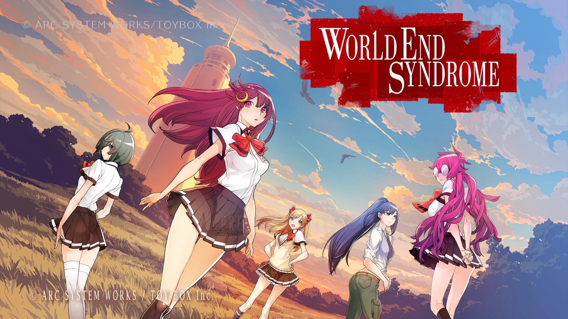 World End Syndrome (2019 – Visual Novel – Playstation 4)