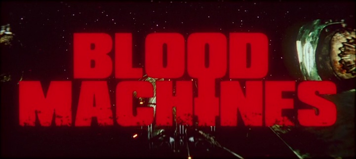 BLOOD MACHINES de Seth Ickerman (2019)