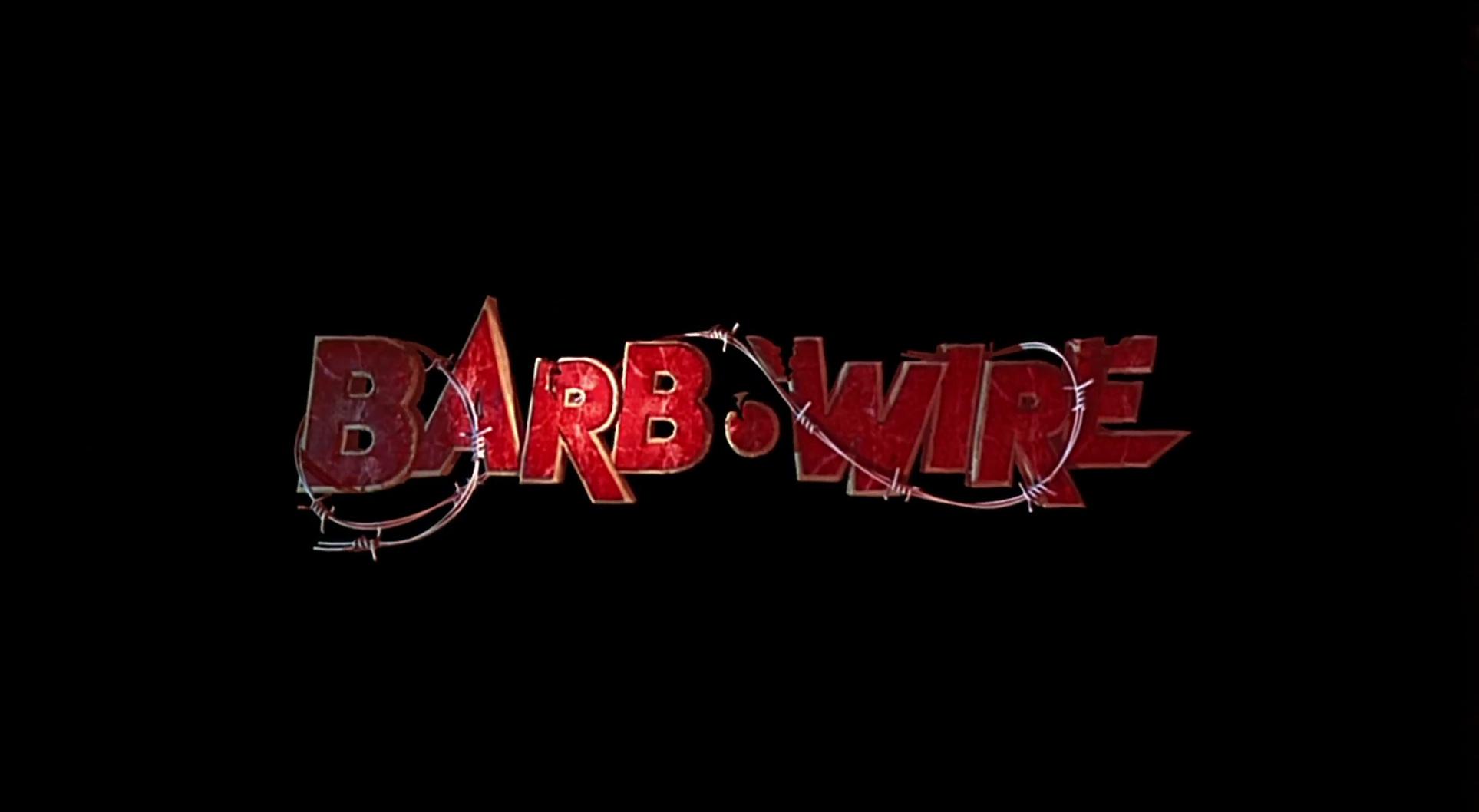 BARB WIRE de David Hogan (1996)