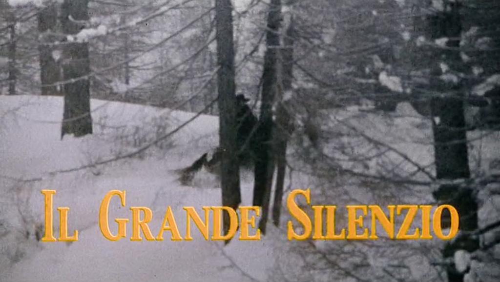 LE GRAND SILENCE (Il Grande Silenzio) de Sergio Corbucci (1968)