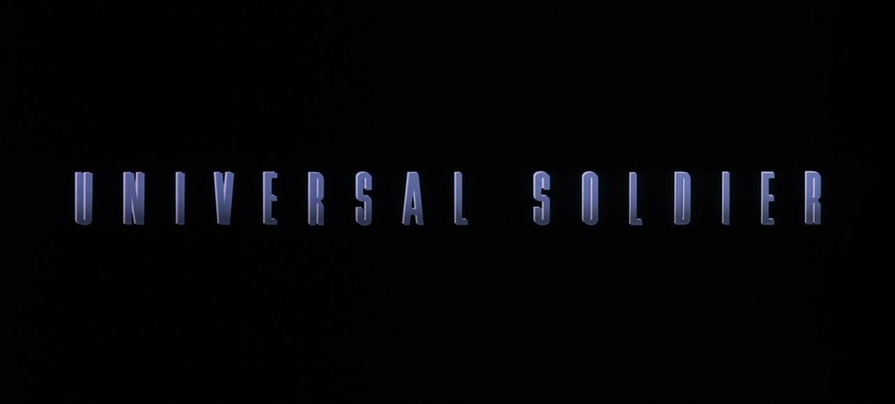 UNIVERSAL SOLDIER de Roland Emmerich (1992)