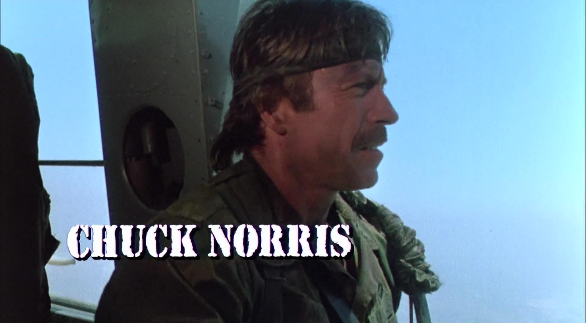 PORTÉS DISPARUS 3 (Braddock Missing in Action III) de Aaron Norris (1988)
