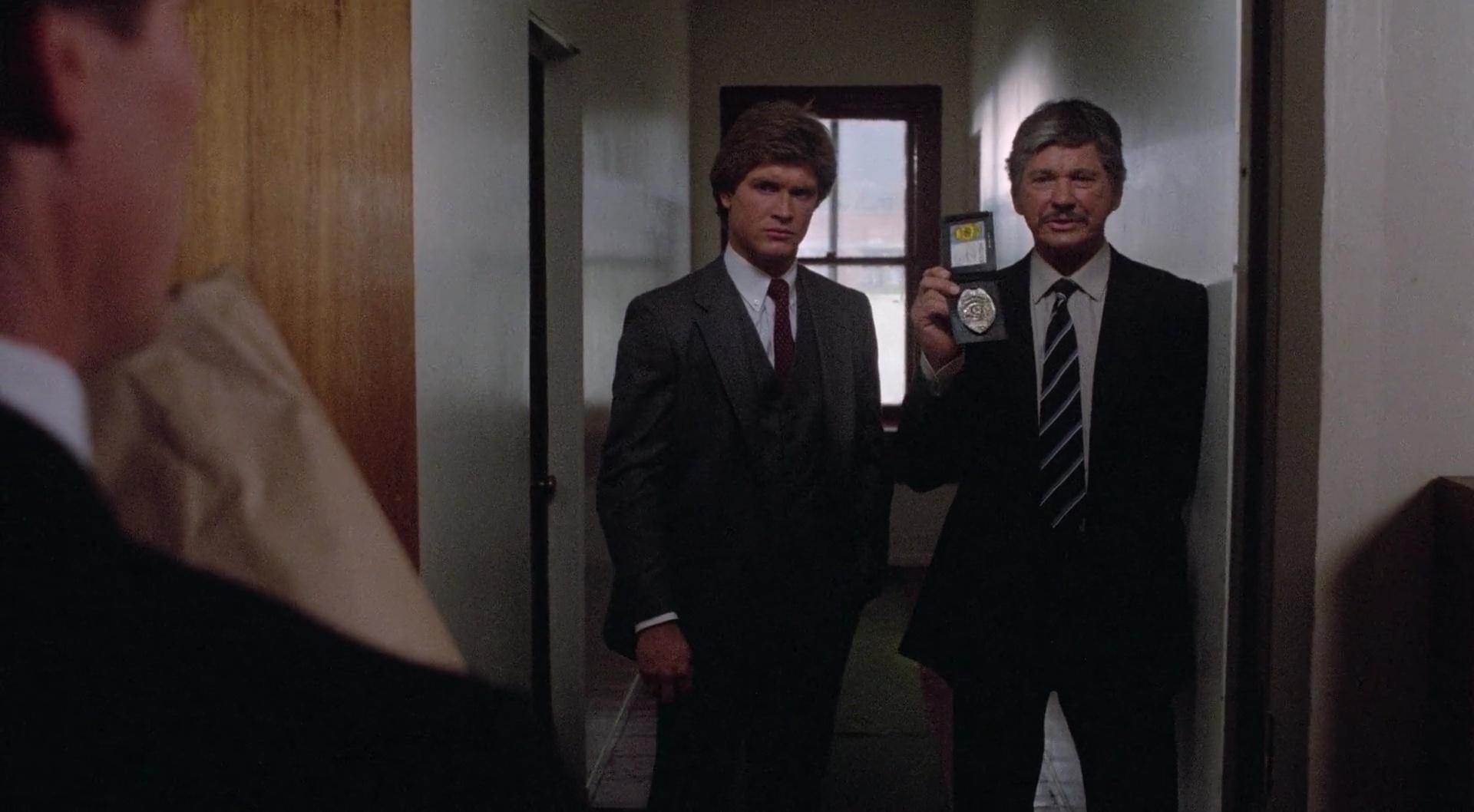 LE JUSTICIER DE MINUIT (10 To Midnight) de J. Lee Thompson (1983)