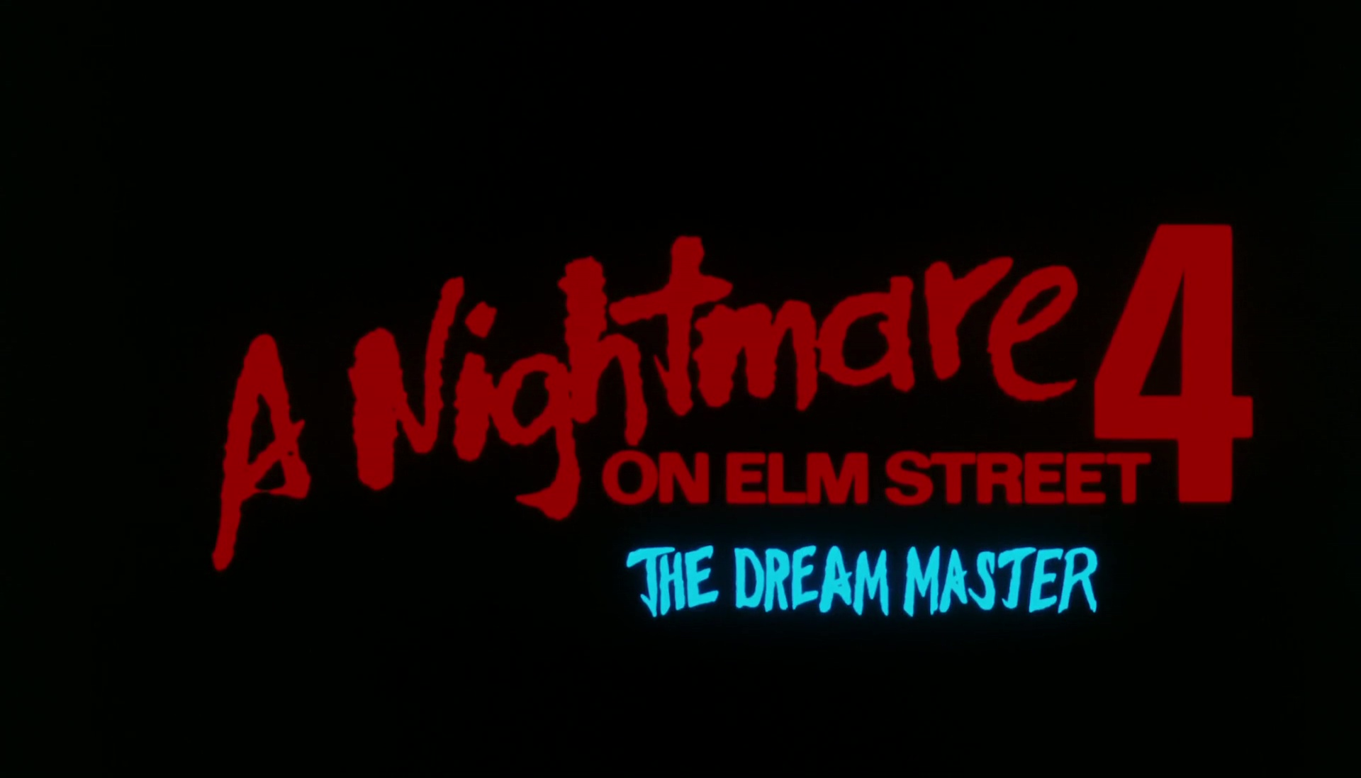 LE CAUCHEMAR DE FREDDY (A Nightmare on Elm Street 4: The Dream Master) de Renny Harlin (1988)