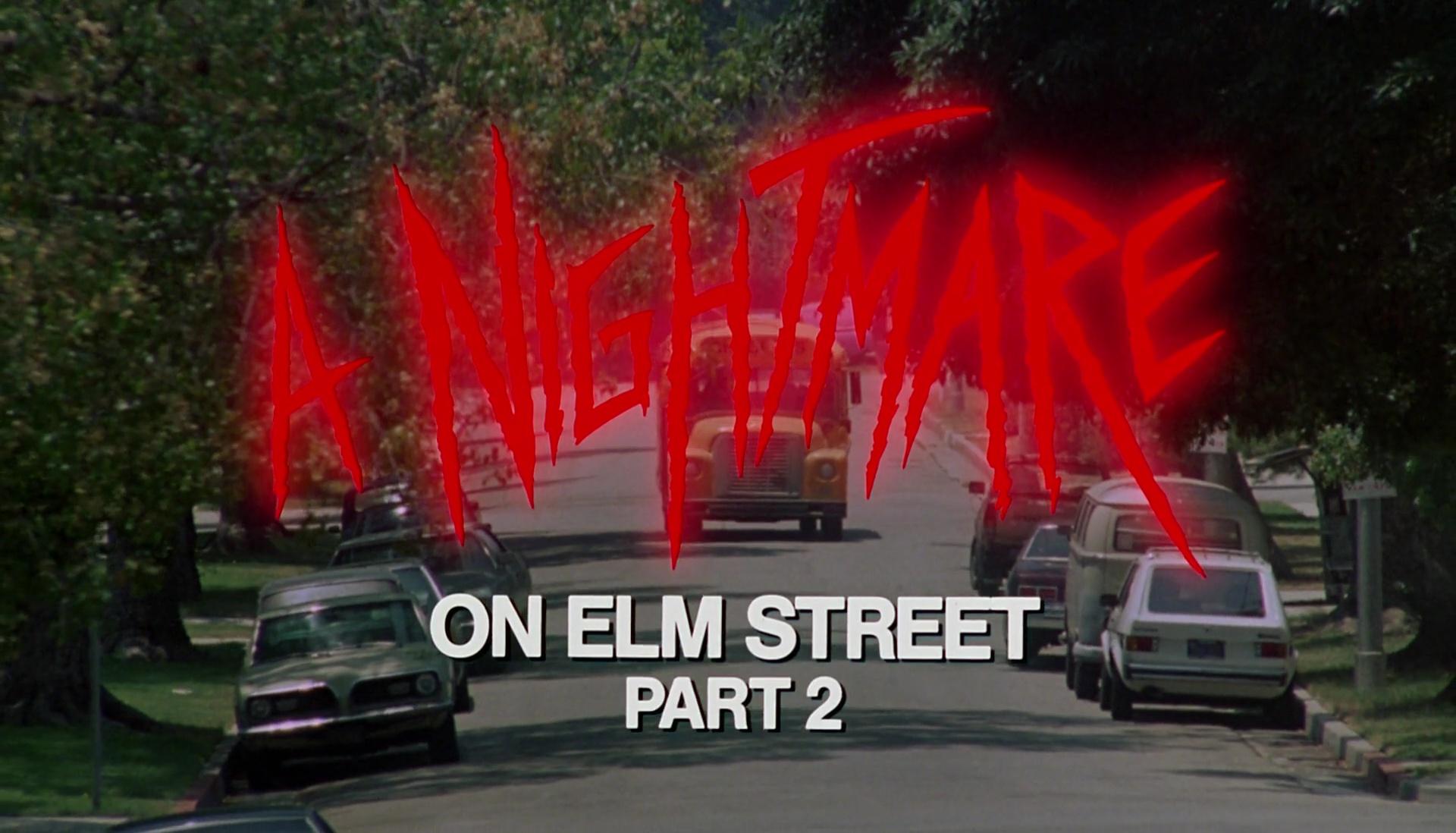 LA REVANCHE DE FREDDY (A Nightmare on Elm Street 2: Freddy's Revenge) de Jack Sholder (1985)