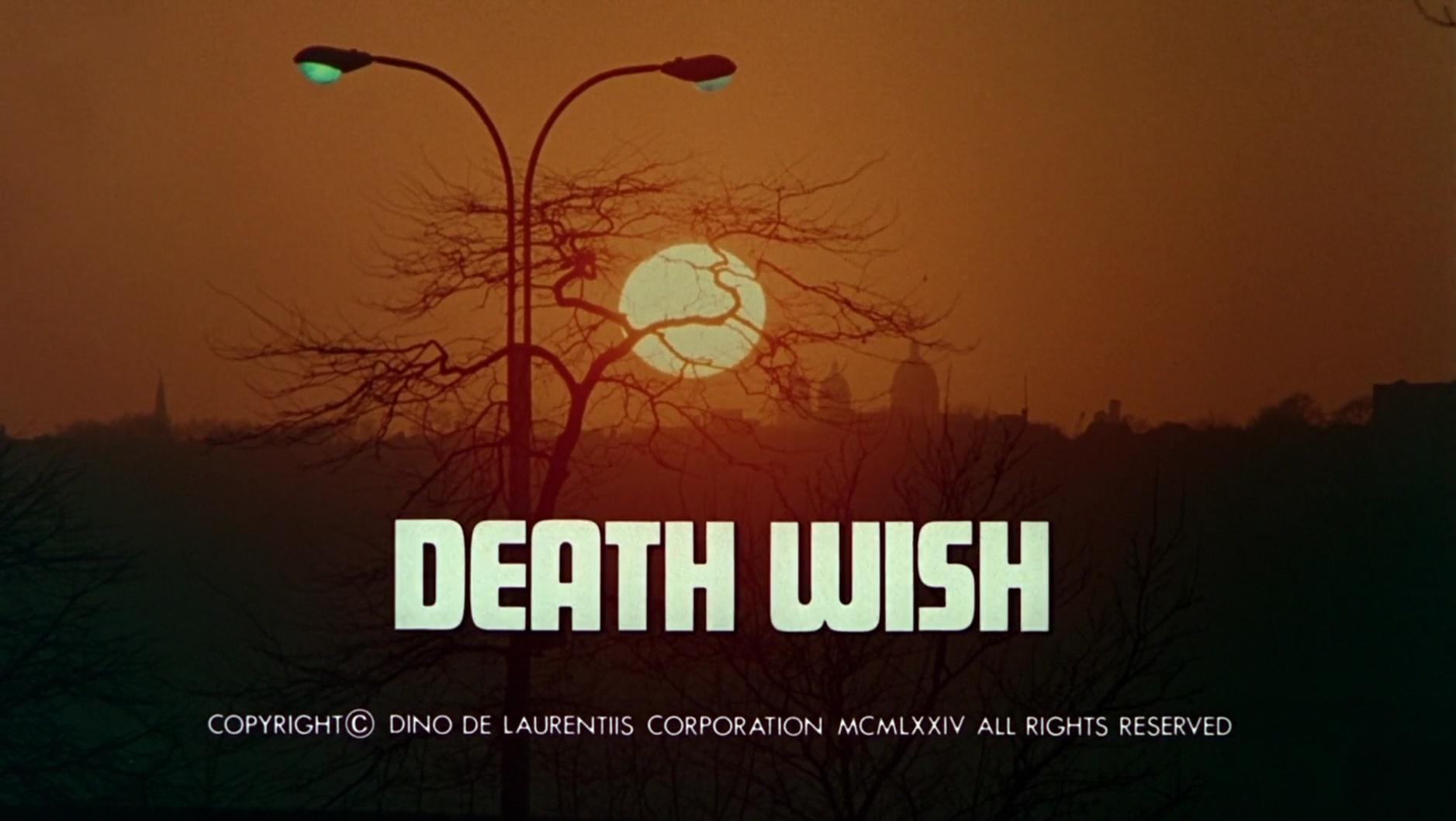 UN JUSTICIER DANS LA VILLE (Death Wish) de Michael Winner (1974)