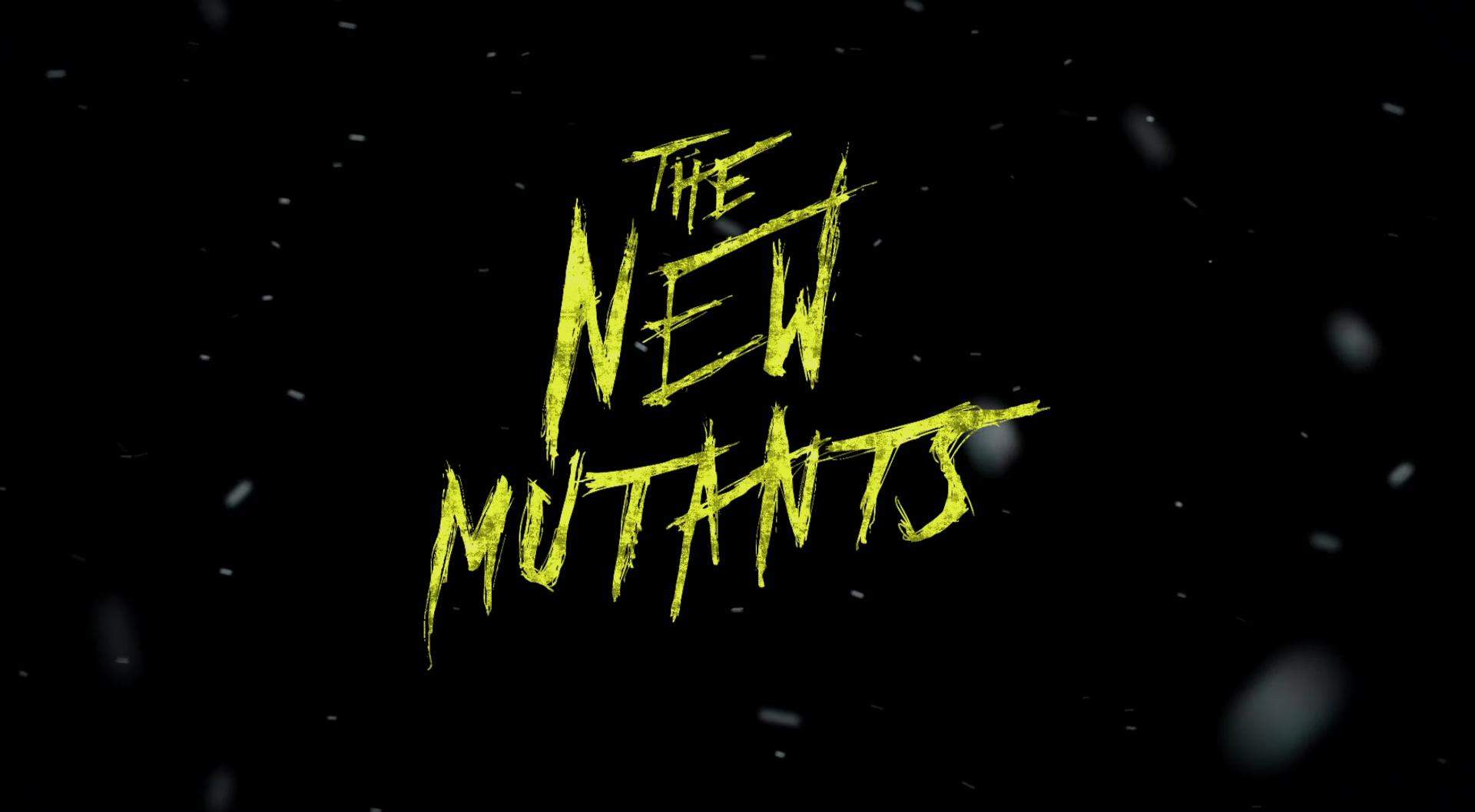 LES NOUVEAUX MUTANTS (The New Mutants) de Josh Boone (2020)