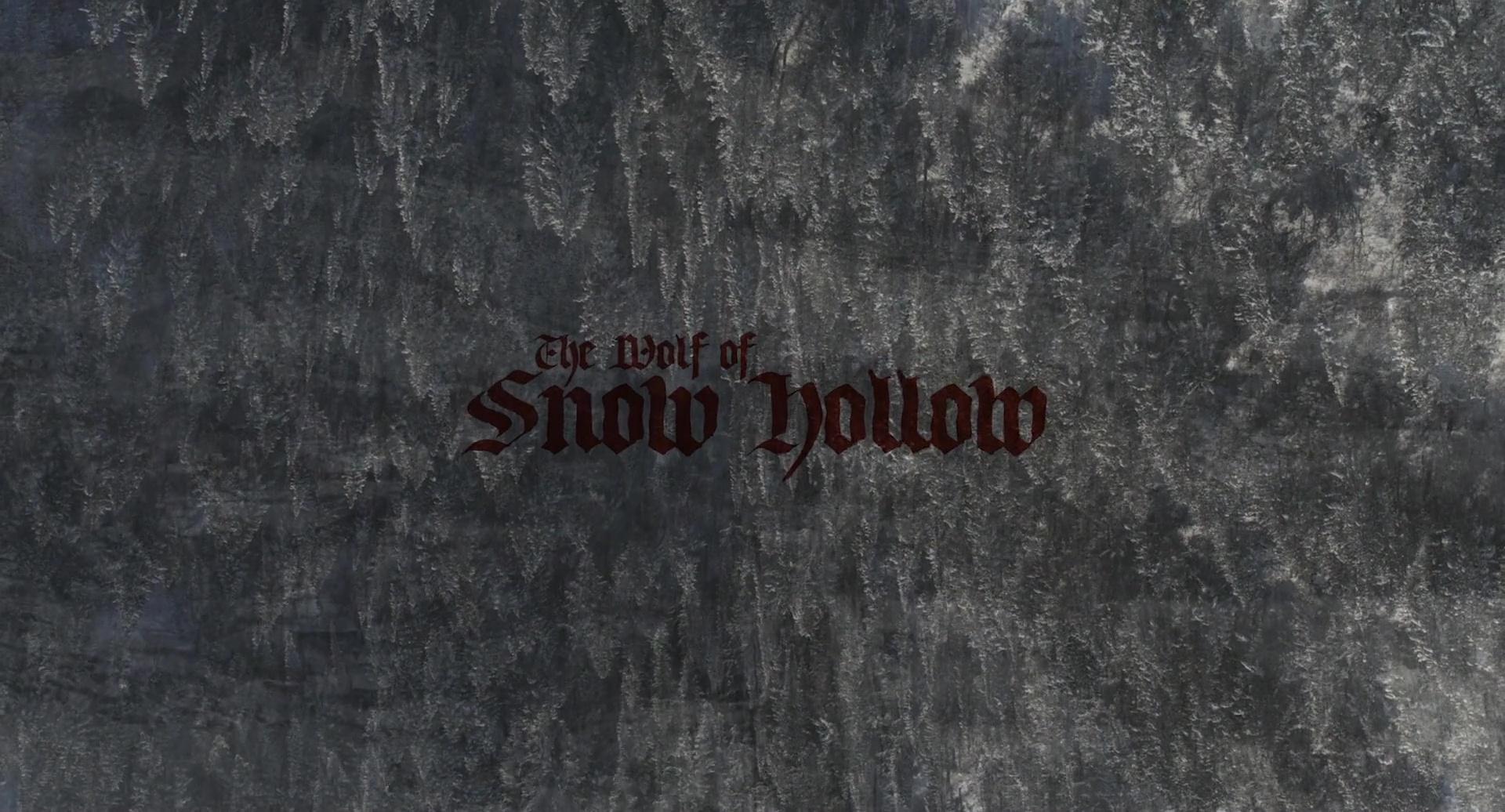 THE WOLF OF SNOW HOLLOW de Jim Cummings (2020)