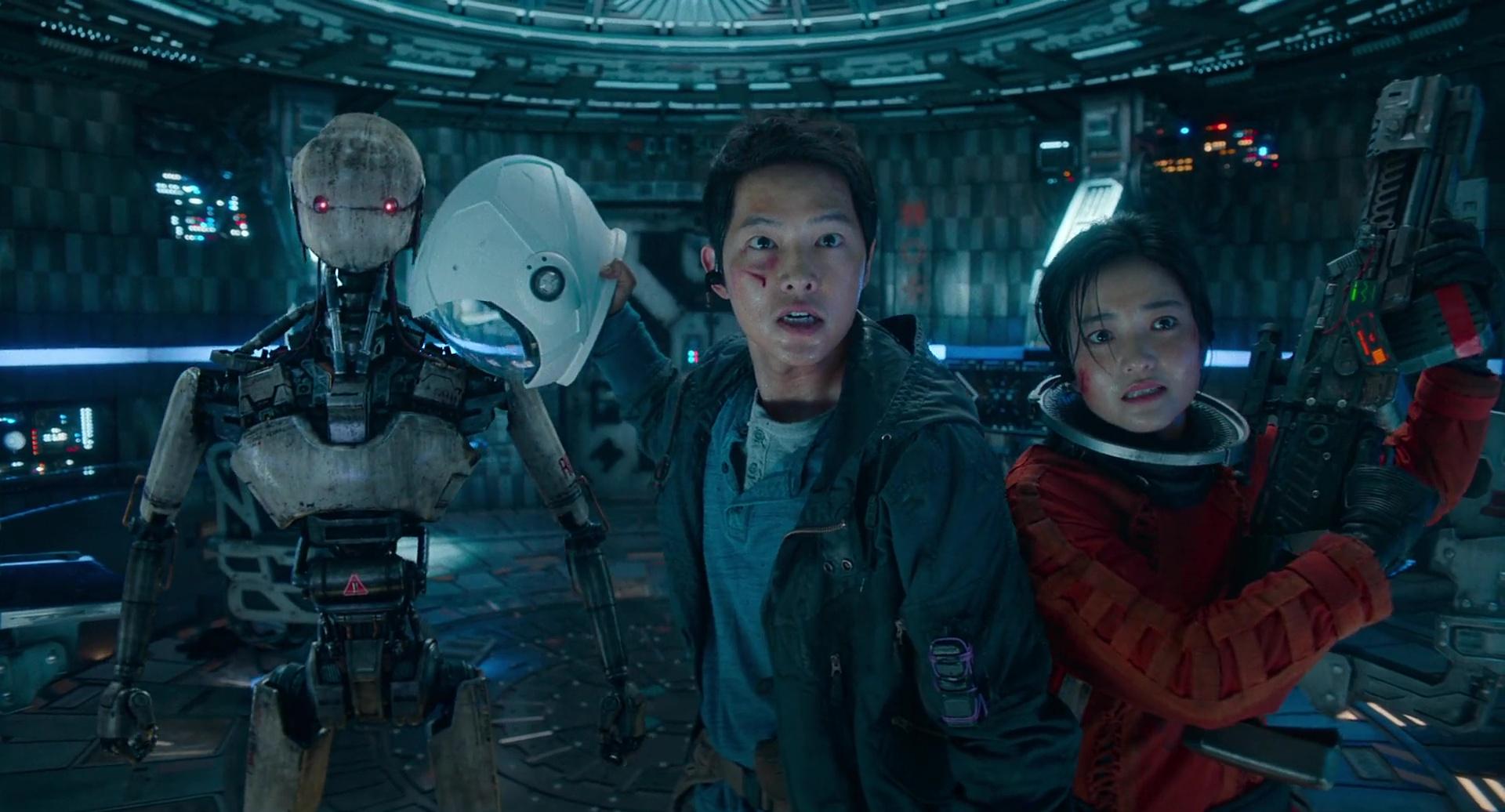 SPACE SWEEPERS (승리호) de Jo Sung-hee (2021)