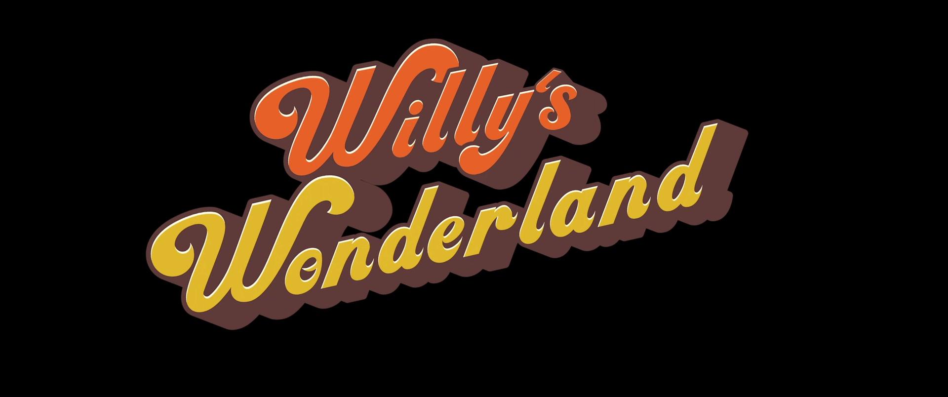 WILLY'S WONDERLAND de Kevin Lewis (2021)